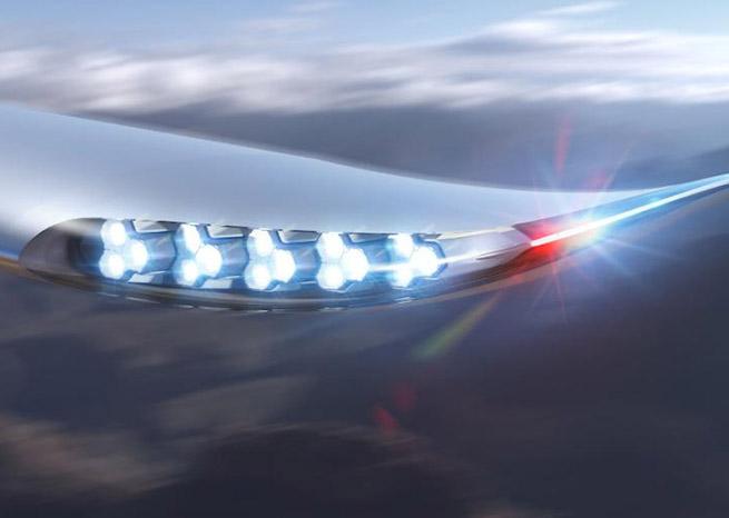 Outdoor Aircraft Lighting Avionics